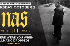 Following It's Tribeca Film Festival Debut, Nas Announces His Time Is Illmatic Doc Will Hit Theaters!