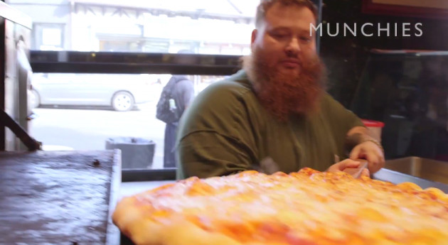 pizza bronson 630x345 1 Action Bronson   Fuck, Thats Delicious (Ep. 4) (Video)