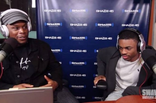 Vince Staples Unveils His 'Hell Can Wait' Cover Art & Freestyle's Over Missy Elliott's 'The Rain'!