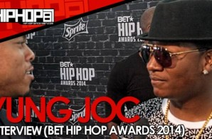 "Yung Joc Talks ""Love & Hip-Hop Atlanta"", His New Single ""Features"" & More With HHS1987 (Video)"