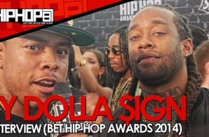 "Ty Dolla Sign Talks ""Sign Language"", His ""In Too Deep"" Tour With Lil Bibby & More With HHS1987 (Video)"