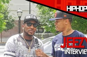 """Jeezy Talks """"Seen It All"""", Donating $1,000,000 To The Jay Morrison Academy, The Breakfast Club & More (Video)"""