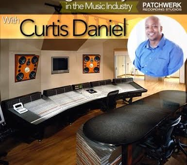 Making Money in the Music Industry Workshop At Patchwerk Studios (Sept. 20th 10am-12pm)