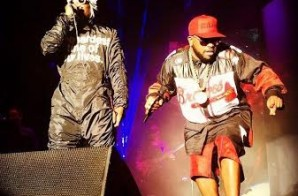 """Outkast Performs """"Bombs Over Baghdad"""", """"The Way You Move"""" & More During #ATLast In Atlanta (Video)"""