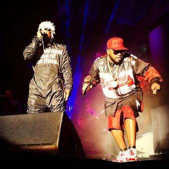 "Outkast Performs ""Bombs Over Baghdad"", ""The Way You Move"" & More During #ATLast In Atlanta (Video)"