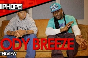 "Jody Breeze Talks ""Airplane Mode 2"", Working With Diddy, Boyz N Da Hood & More (Video)"