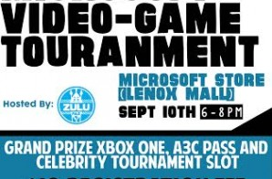 """HHS1987 x Precise Earz x Tunnel Vision Present: The Road To A3C """"Madden 15 Tournament"""" In ATL (9-10-14)"""