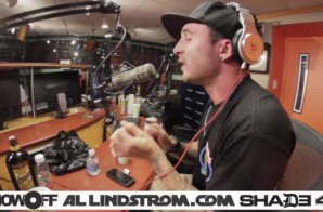 Chris Webby & Statik Selektah – Showoff Radio (Freestyle) (Video)