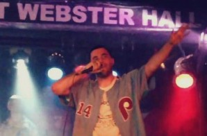 You Old Droog Reveals Himself with Freestyle and Live Concert (Video)