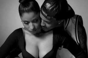 Watch August Alsina & Nicki Minaj Get Up Close And Personal In The Teaser For The Remix To 'No Love'!
