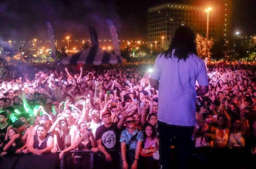 Steve Aoki & Waka Flocka – Rage The Night Away (Live On Jimmy Kimmel) (Video)