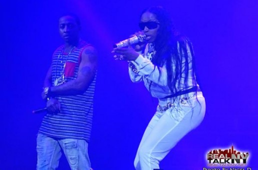 Foxy Brown Performs At The #DefJam30 Concert (Video)