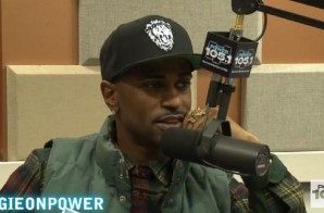 Big Sean – Angie Martinez Interview (Video)
