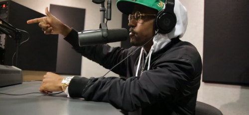Big Sean – Cosmic Kev Freestyle (Video)