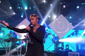Disclosure – F for You ft. Mary J. Blige (Live on Kimmel) (Video)