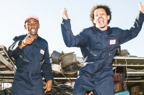 Tyler The Creator & Eric André Cover Mass Appeal's 55th Issue!