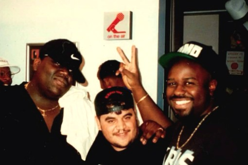 Funkmaster Flex Penning A Book About The Notorious B.I.G.