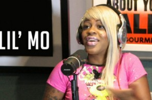 Lil Mo Reveals She Got Married Again (Video)