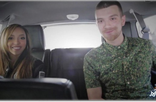 DJBoothTV: 'On The Go' With Tinashe