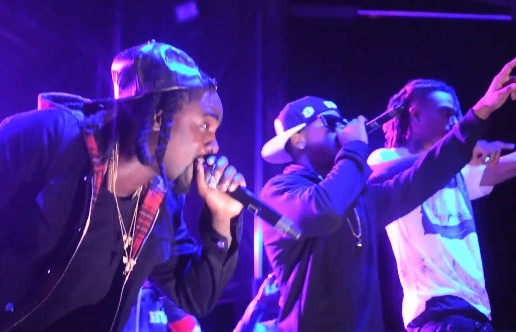 Wale & Jeremih – The Body (Live At MeccaFest 2014) (Video)