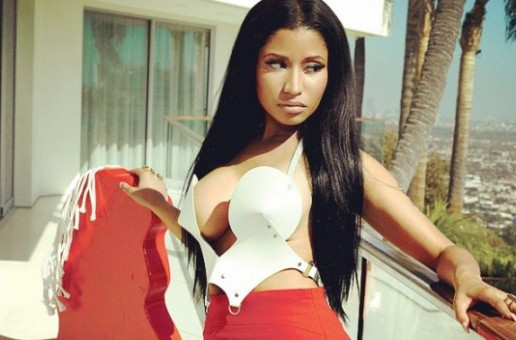 Nicki Minaj To Be Featured In GQ Magazine's Upcoming Fall Issue!