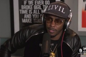 King Los Talks Baltimore, Signing To RCA & Delivers A Freestyle w/ Ebro In The A.M.! (Video)