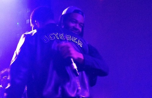 PARTYNEXTDOOR & Drake – Recognize (Live At S.O.B.'s) (Video)