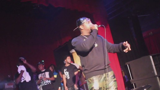 DJ Holiday – Flexin Ft. Meek Mill, T.I., Future & Stuey Rock (Live At A3C) (Video)
