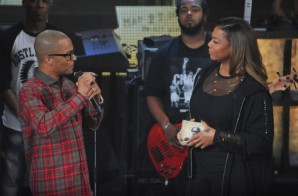 T.I. Performs 'No Mediocre' On The Queen Latifah Show (Video)