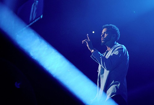 J. Cole's Performance At Power 105.1 Powerhouse 2014