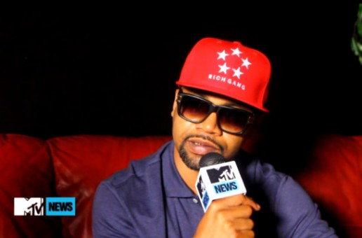 Juvenile Reveals To MTV New's Rob Markman He Recently Signed To Cash Money, Again! (Video)