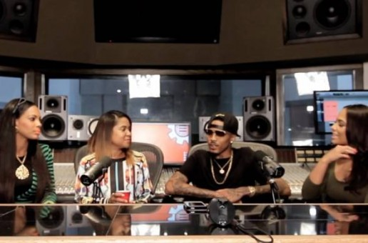 Angela Yee, GiGi Maguire, & Stephanie Santiago – Lip Service Part 1 with August Alsina (Video)