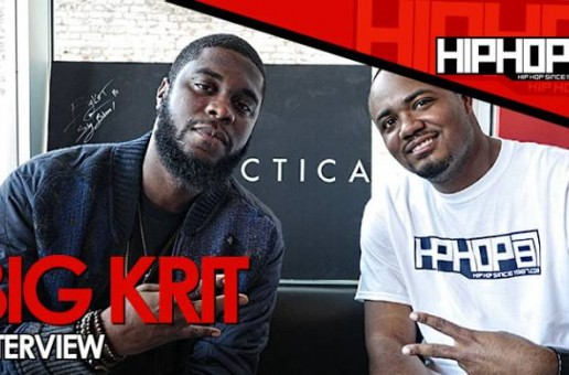 Big K.R.I.T. Takes The Musical Voyage To 'Cadillactica' With HHS1987 (Video)