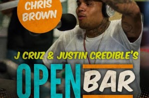 Chris Brown – Open Bar Freestyle