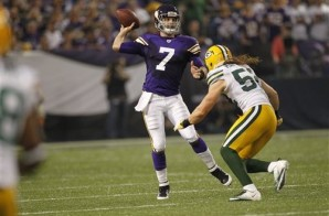 TNF: Minnesota Vikings vs. Green Bay Packers (Predictions); Vikings QB Teddy Bridgewater is OUT