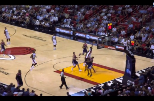 Welcome To South Beach: Miami Heat Forward James Ennis Posterizes Rasual Butler (Video)