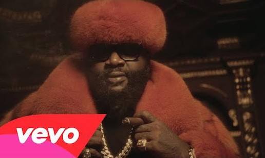 Rick Ross – Keep Doin That Ft. R. Kelly (Video)