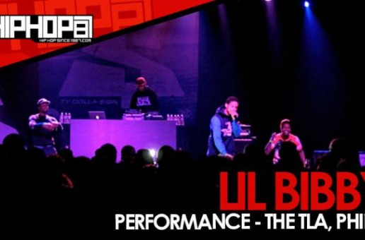 Lil Bibby Performs At The TLA In Philly (10/21/14) (Video)
