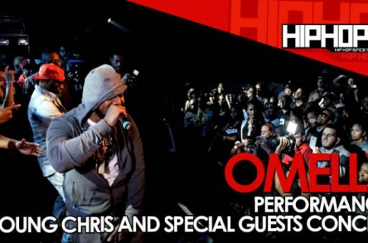 """Omelly Performs """"DC Stamp"""" At The TLA In Philly (10/09/14) (Video)"""