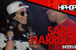Sarah Harrison Breaks Down the UK's Grime & Trap Scenes & Details New Endeavors with HHS1987 (Video)