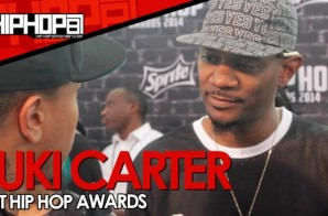 Tuki Carter Details 'Tuki Tape', Tours & Tattoos At The BET Hip Hop Awards (Video)