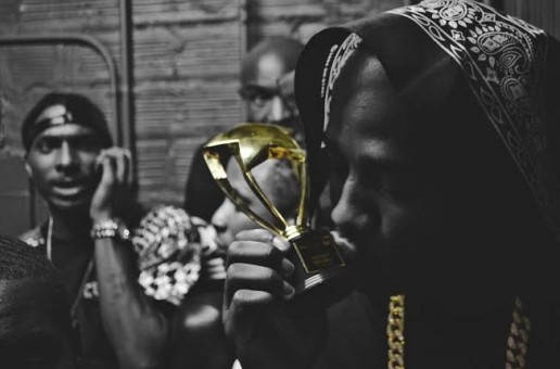 Young Greatness Brings Home The Best Mixtape Award At The 2014 NOLA Hip-Hop Awards