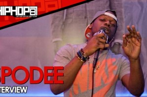 "Spodee Talks Hustle Gang, Advice From T.I., ""G.D.OD 2″ & More With HHS1987 (Video)"