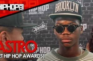 """Brian """"Astro"""" Bradley Goes Hollywood At The BET Hip Hop Awards With HHS1987 (Video)"""