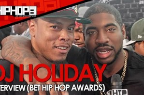 "DJ Holiday Talks ""Flexin"" Featuring Meek Mill, Future & T.I., Working With Streetz 94.5, The Commission & More (Video)"