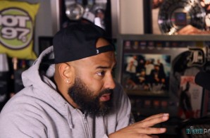 Hot97's Ebro x KickRocs Interview Part 2: Hip-Hop's Best Three Years & Grading Today's Rap (Video)