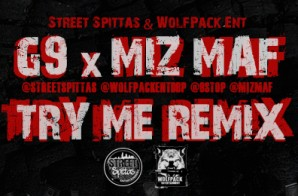 G9 x Miz MAF – Try Me (In-Studio Video)