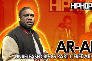 Unreleased: Ar-Ab Talks 'Mud Music' Mixtape, Success & More With HHS1987 (Part 1) (Video)