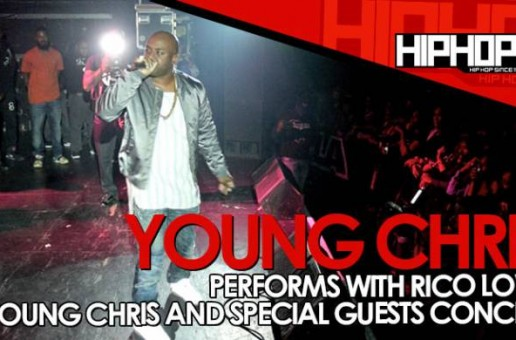 "Young Chris & Rico Love Perform ""Break A Bitch Down"" At The TLA In Philly (10/09/14) (Video)"