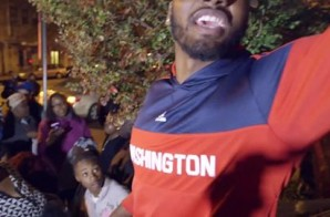 Trick or Treat?: John Wall Gives Away His Sneakers for Halloween (Video)